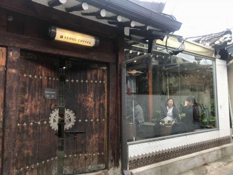 益善店以韓屋造型的店面,最為出名。(圖/kkday)