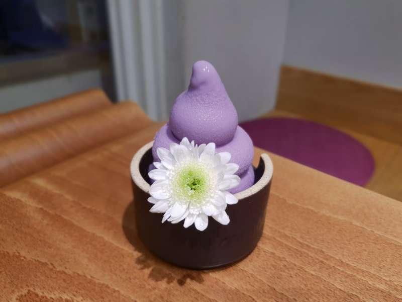 紫薯冰淇淋(圖/kkday)