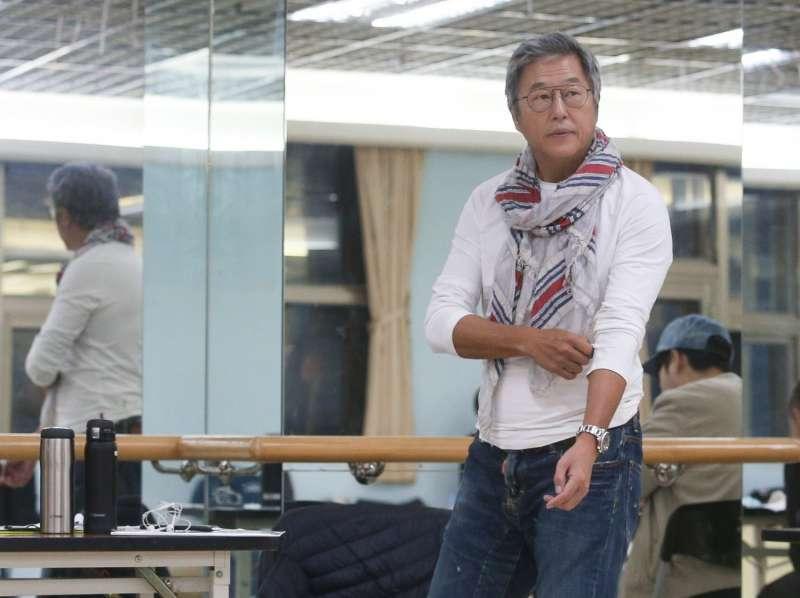 王偉忠:「做節目也是對於當時體制表達一種反抗的力量。」(圖/謝佳璋,文化+)