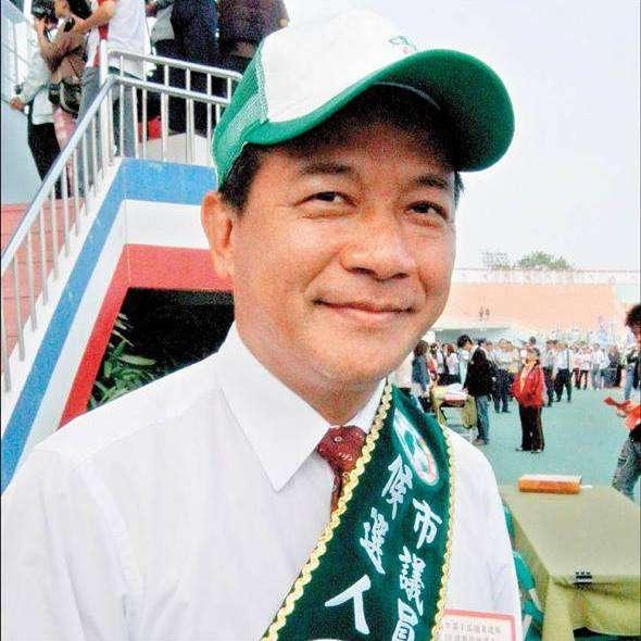 2014年1月30日_台南市議會議長郭信良。(資料照,取自郭信良臉書)