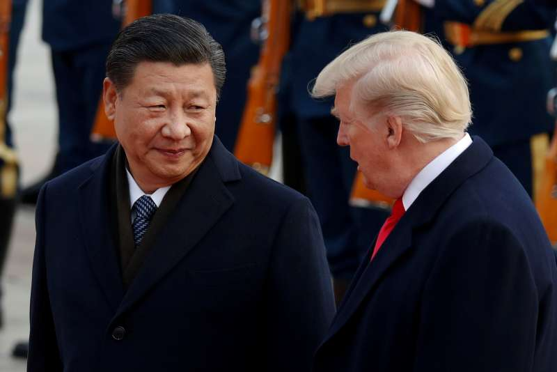 中美雙方現正試圖在 2 月底前達成和解。(圖片由*CUP提供)