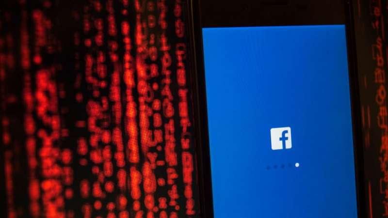 全球最大的社交網絡Facebook 在中國也無法使用。(圖/BBC中文網)