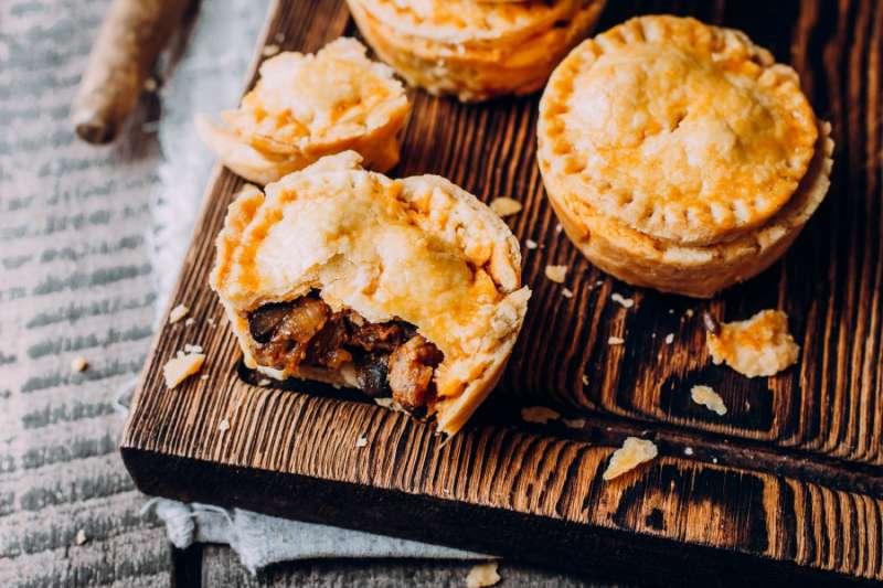 專賣澳洲國民美食的肉派店,Pie In The Sky。(圖/kkday)