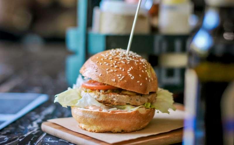 號稱全澳洲最美味的漢堡,Grill'd Burger。(圖/kkday)