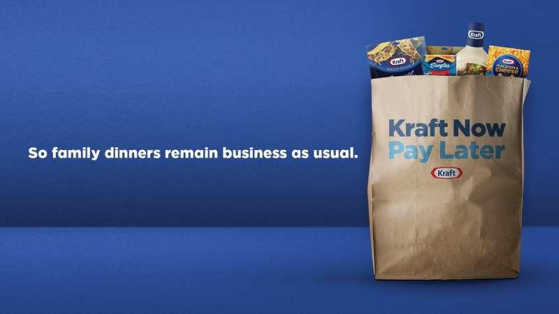 2019-01-16 為幫助因美國聯邦政府關閉而受影響的員工,卡夫亨氏將開設臨時商店給聯邦政府員工免費拿到食物。(取自Kraft臉書粉專)