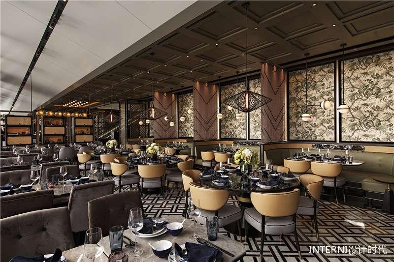 以家庭聚餐為主的Love區為主用餐區,以淺色為主調。(圖/瘋設計)