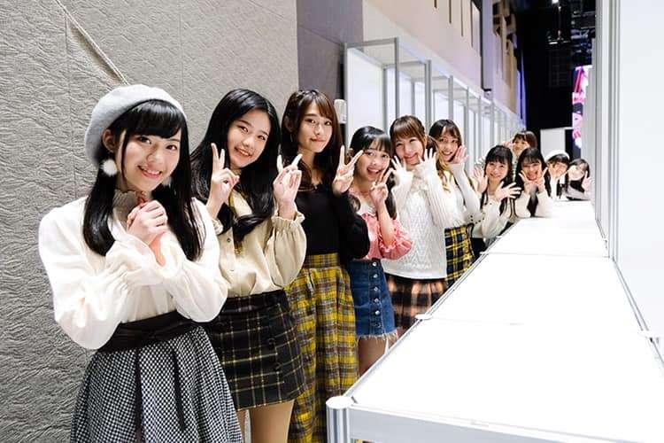 AKB48 Team TP握手會是粉絲買專輯的動力(圖/AKB48 Team TP粉絲專頁)