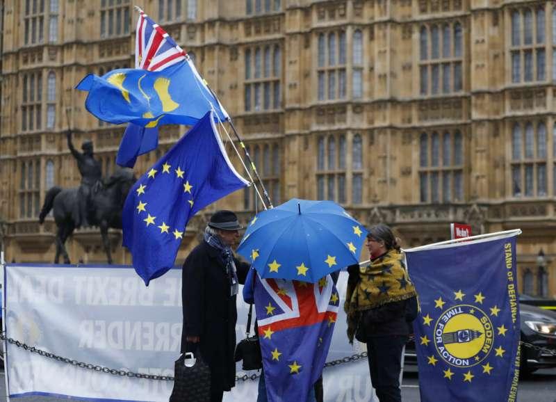 英國脫歐究竟會如何收場?(美聯社)