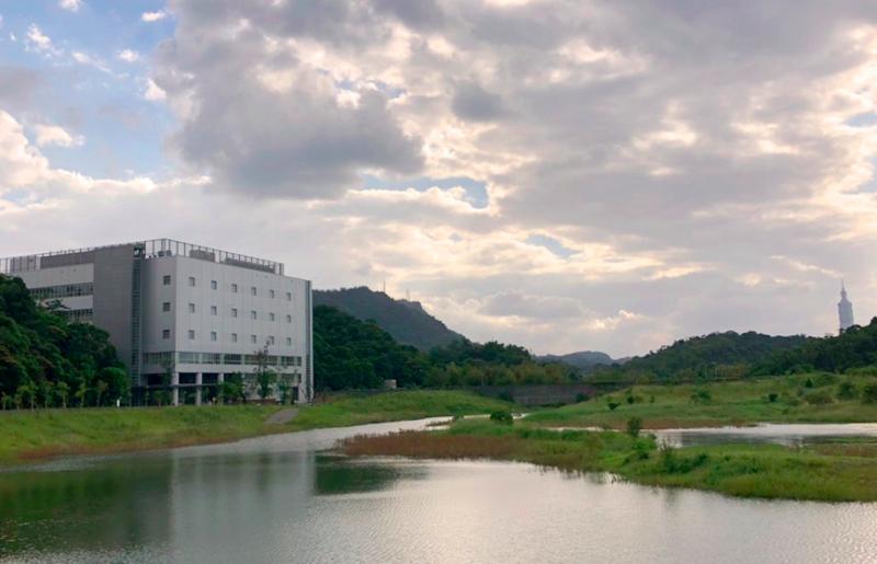 國家生技研究園區G棟實驗動物中心。(取自國家研究院實驗動物中心)