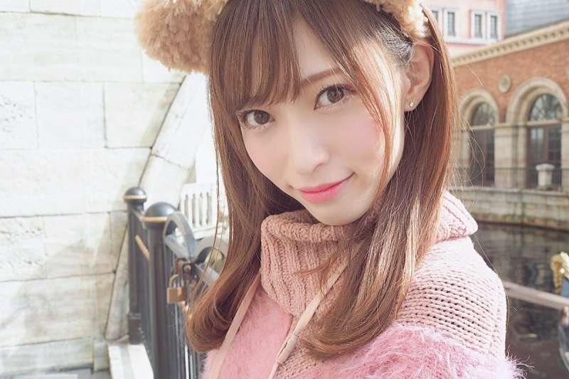 山口真帆是NGT48的人氣成員之一。(圖/取自山口真帆twitter)