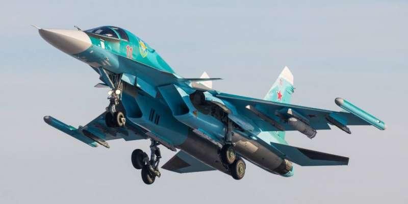 蘇愷-34、Su-34