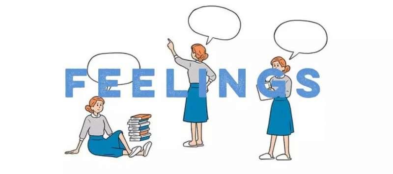 家長只有學會表達自己的感受,才能真的找到自己對孩子生氣的根源。(圖/簡單心理提供)
