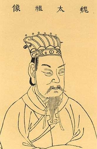 曹操(圖/維基百科)