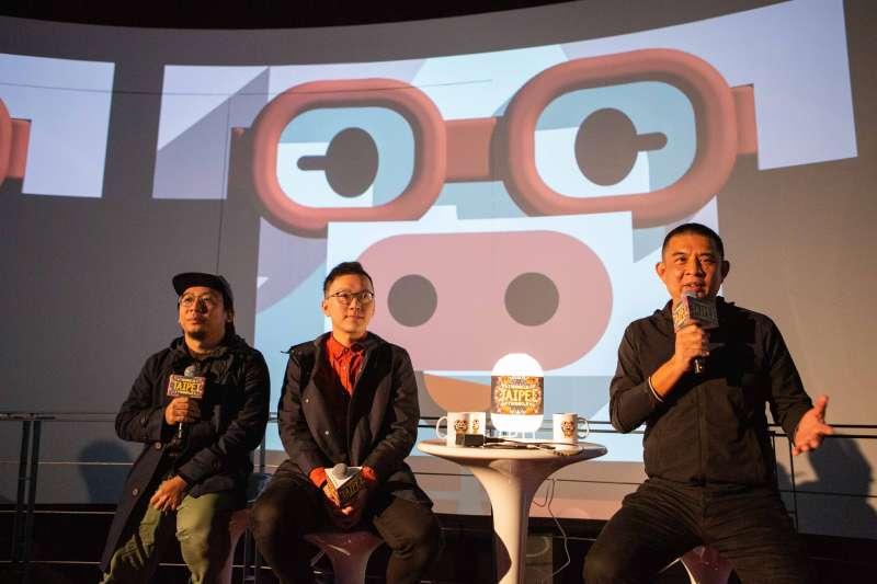 20190122-2019台北燈節將在2月16日至24日於台北西區舉行,台北市政府今(22)日公布有4大燈區,包括「主題燈區亮晶晶」、「我愛創作亮晶晶」、「夢想生活亮晶晶」和「友好城市亮晶晶」。(圖/台北市政府提供)