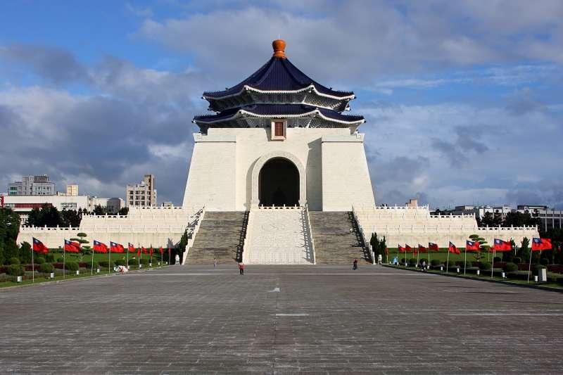 中正紀念堂(圖/維基百科)