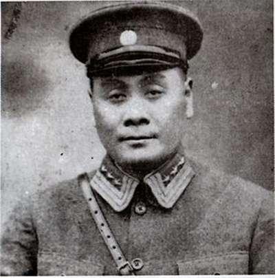 劉湘(圖/維基百科)川軍