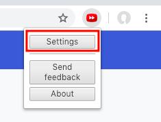只要在網頁的右上角點選Video Speed Controller的圖示,並選擇Settings(設定),就可以自訂自己容易記住的快捷鍵,同時也可以更改每次調整的單位。(圖/截自Google Chrome)