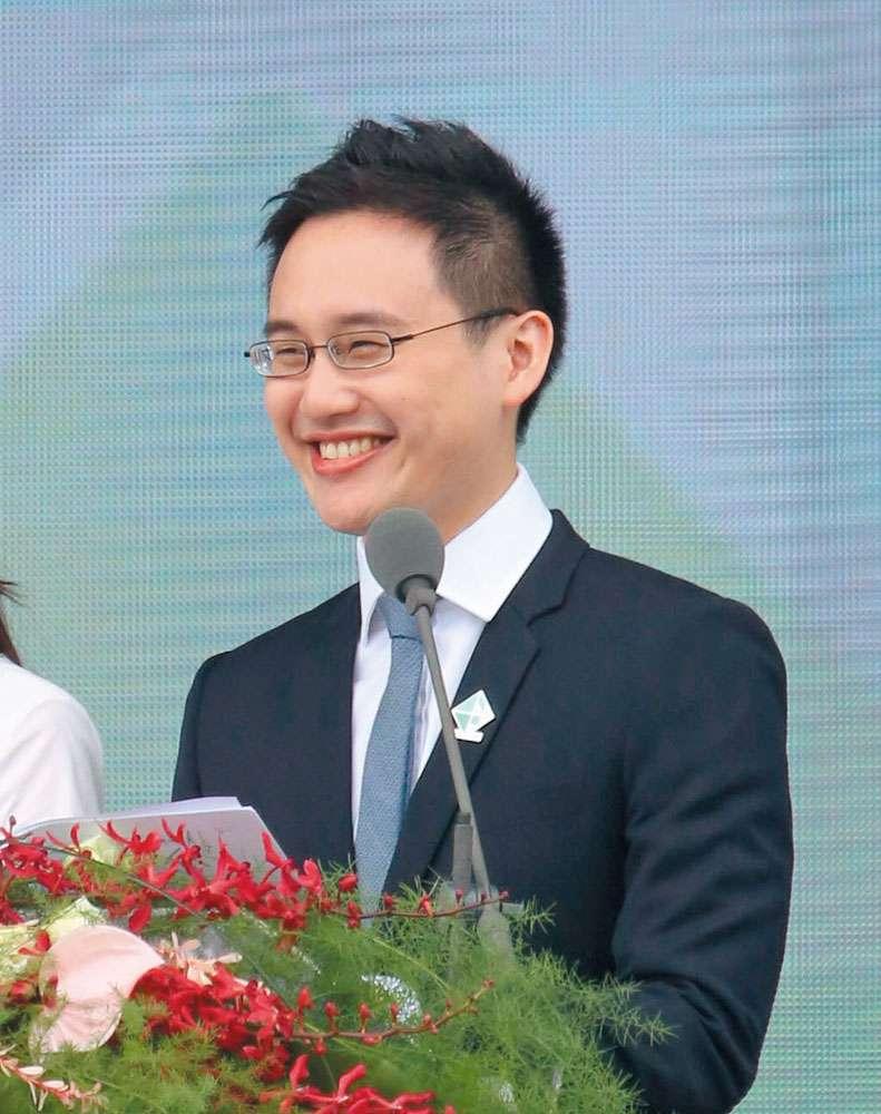 趙怡翔是蔡政府維持台美關係的重要棋子。(新新聞資料照)