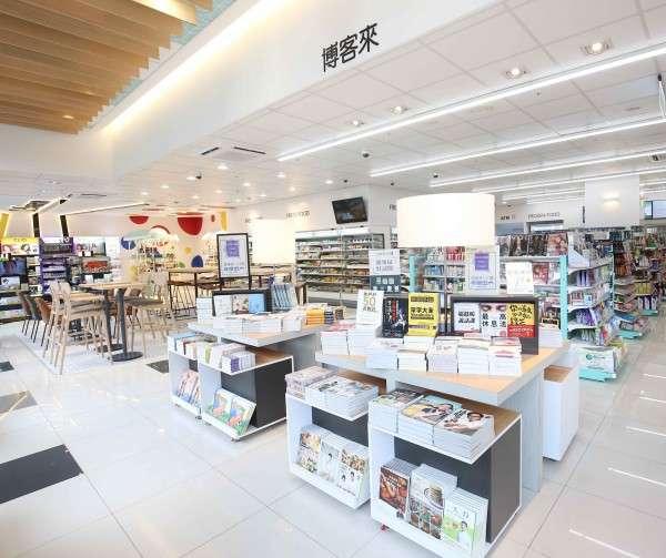7-11在台大公館商圈推出7大業種整合在單一門市的「Big7」,是目前業界複合種類最多的店型。(圖/數位時代提供)