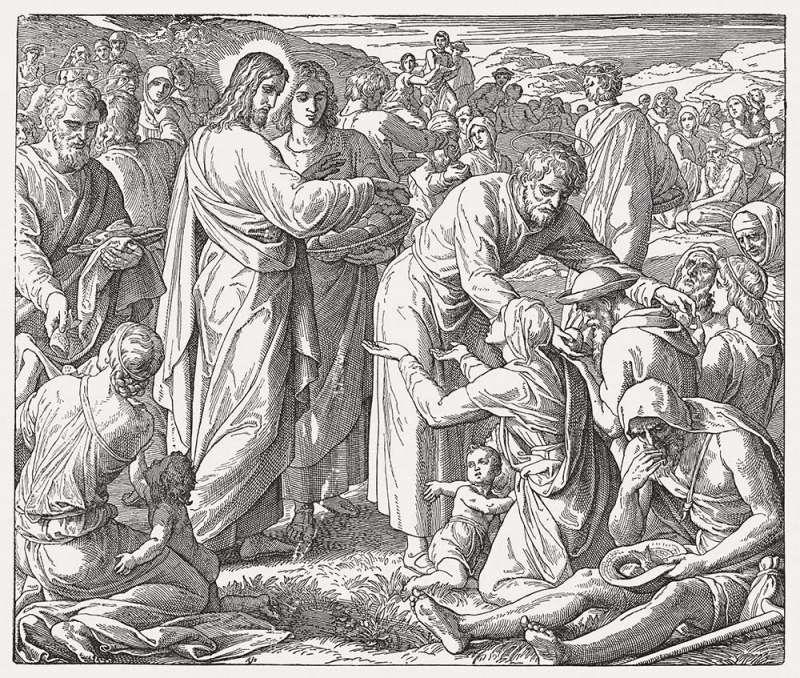 清末民初的漢語基督宗教文獻中,耶穌的形象變成反抗權威的青年革命家、與庶民站在同一立場。(圖/iStock,研之有物)