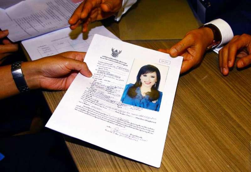 泰國烏汶叻公主2019年2月8日獲得「泰愛國黨」(thai raksa chart)提名為候選人,代表該黨角逐總理一職。