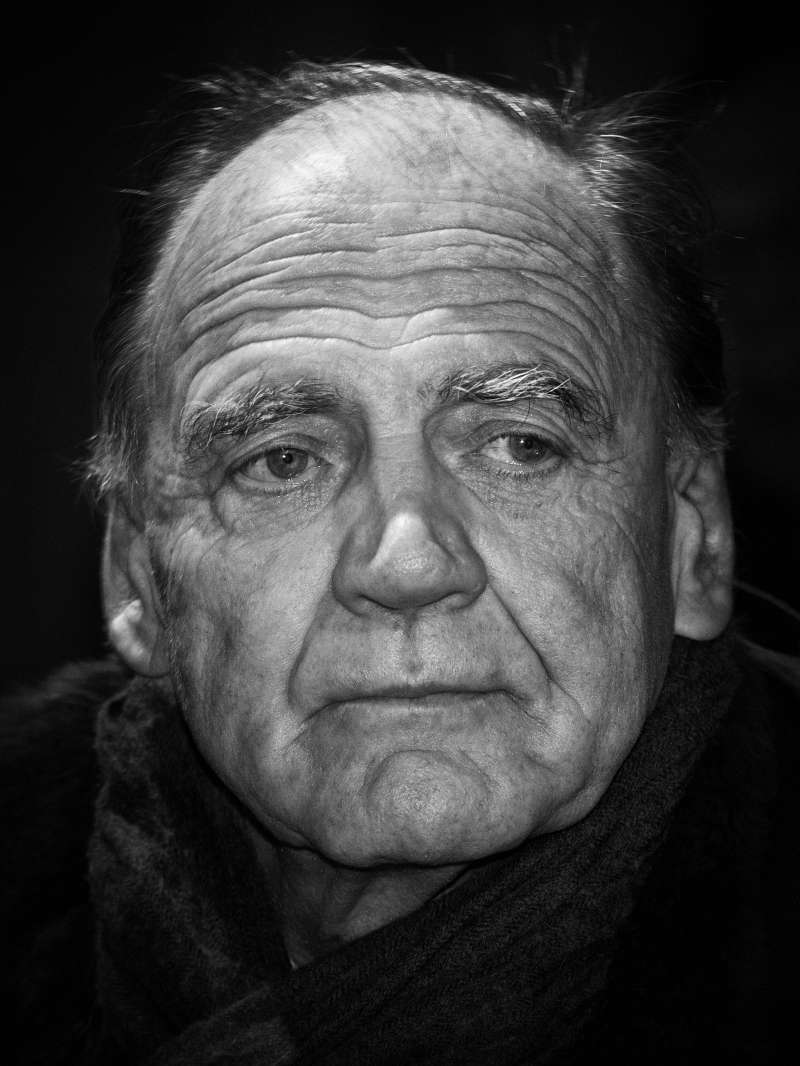 布魯諾甘茲(Bruno Ganz)(Loui der Colli@Wikipedia / CC BY-SA 3.0)