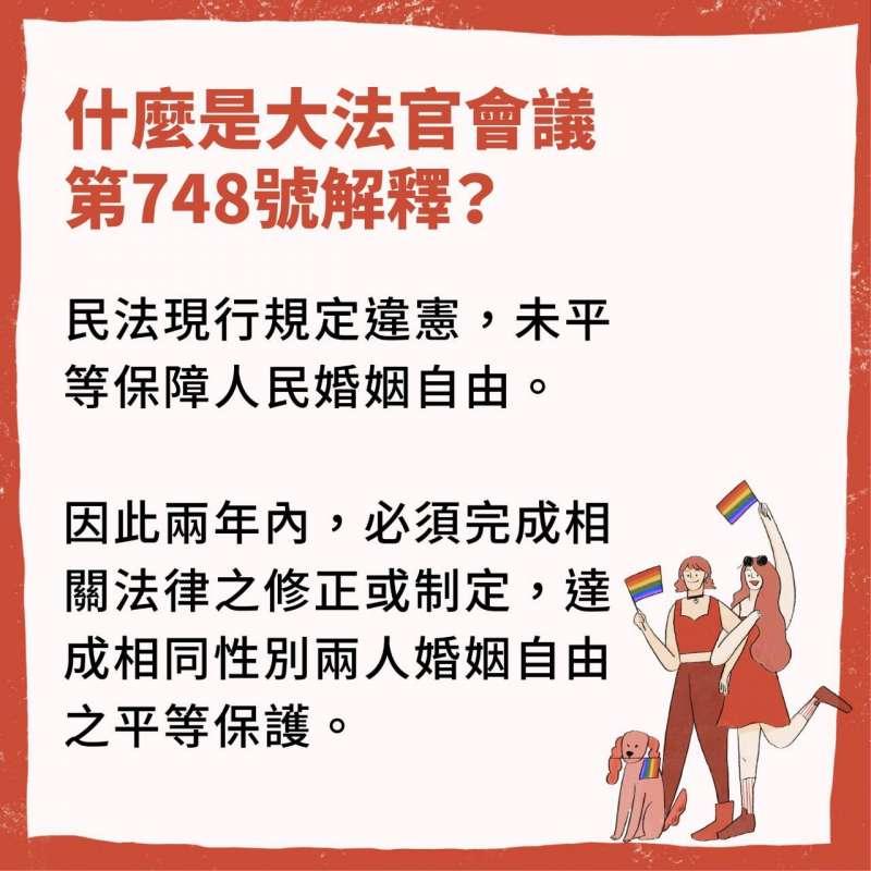 2019-02-20 行政院即將提出同婚專法草案,一系列懶人包說明這次修法內容(行政院提供)