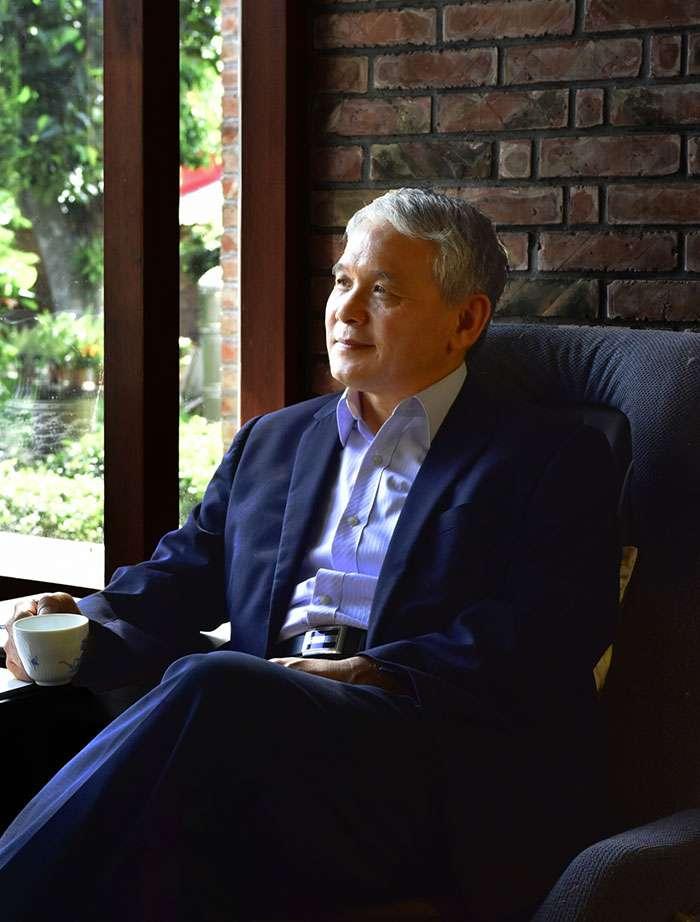 20190220-台灣金融聯合都市更新服務股份有限公司董事長。(取自台灣金融聯合都市更新服務公司網站)