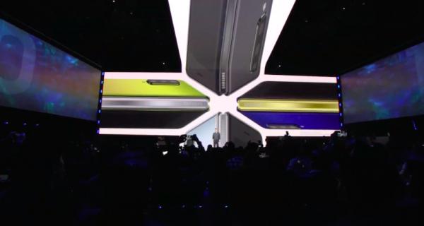 共有4種顏色。(圖/取自Samsung YouTube)