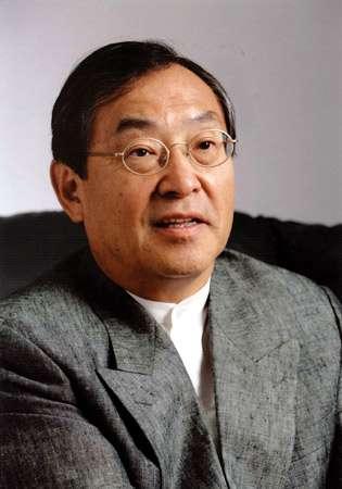 ss-1-aa-xx1-日本著名管理学家、經濟評論家大前研一。(取自MBA智庫)
