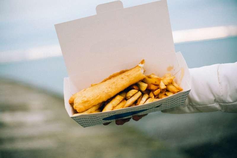 Chips & Fries被英國人視為國菜,是觀光客來英國必吃的餐點。(圖片取自Pixels)