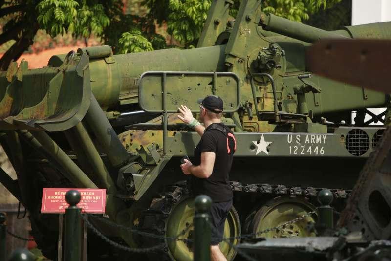2019年2月,第二次川金會在越南首都河內登場,河內川金會,越戰美軍遺物(AP)