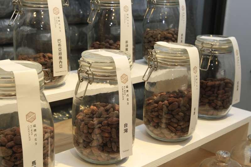 想不到吧,咱美麗地福爾摩沙也能產出異國風情的可可豆!就在天候條件絕佳的屏東地區喔!(圖/李義章攝)