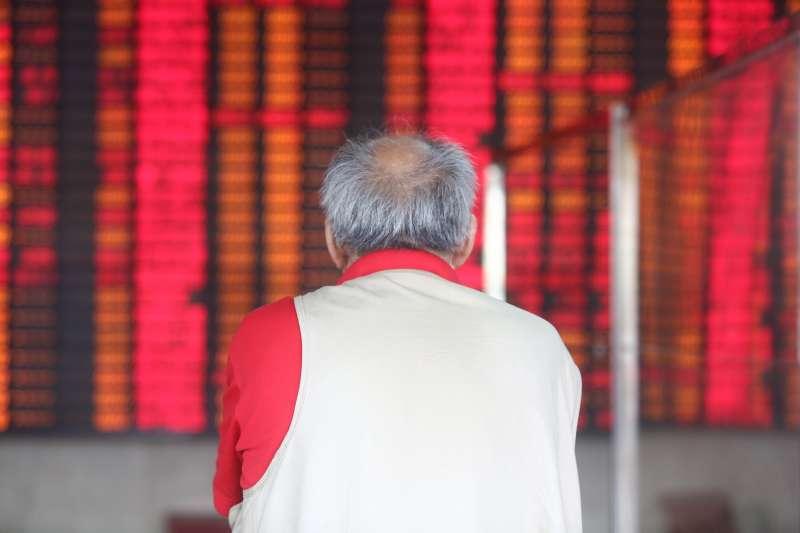 A股明顯與全球股市牛市脫句,今年這個局面能改變嗎?(圖片來源:周岐原)