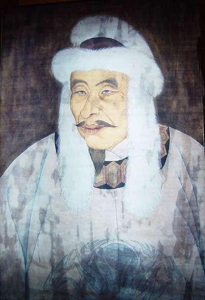 金朝創始人完顏阿骨打(圖/維基百科)