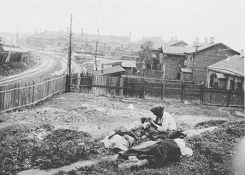 1932年至1933年烏克蘭大饑荒(Wikipedia / Public Domain)