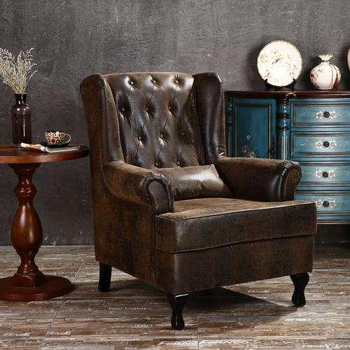 《人椅》中的單人沙發類似這種(示意圖/百度百科)