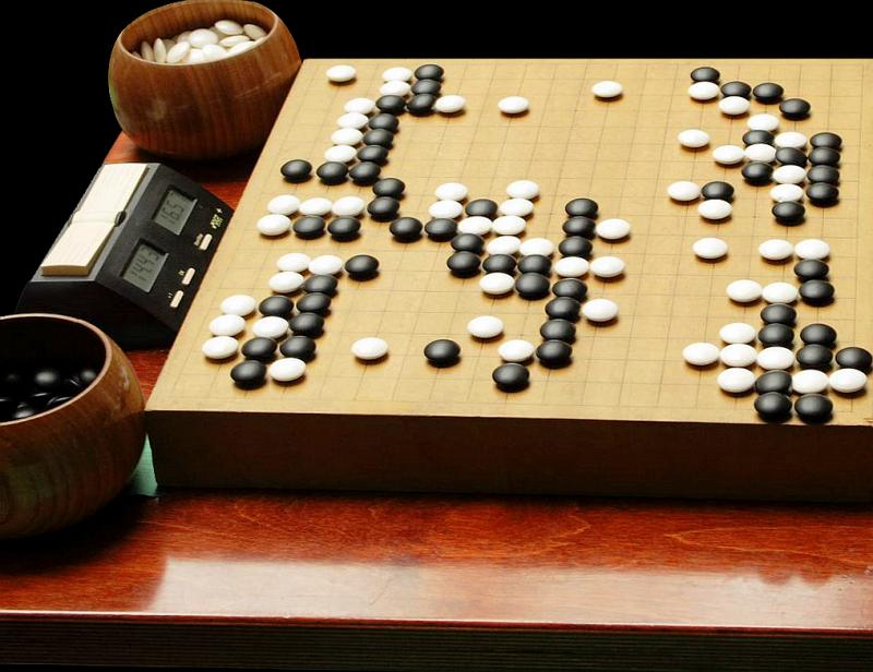 岡目八目是從圍棋術語衍生的熟語(圖/維基百科)
