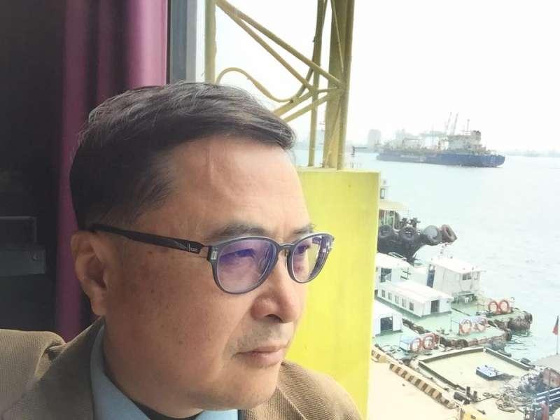 20190307-圖為全國家長教育志工團體聯盟理事長吳福濱。(取自吳福濱臉書)