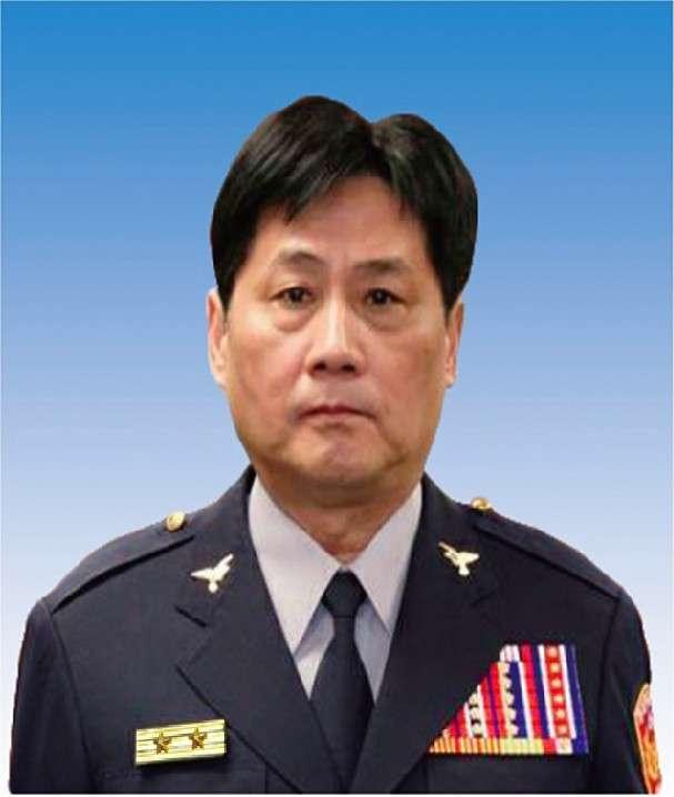 新任新北市警察局局長陳檡文(警政署)