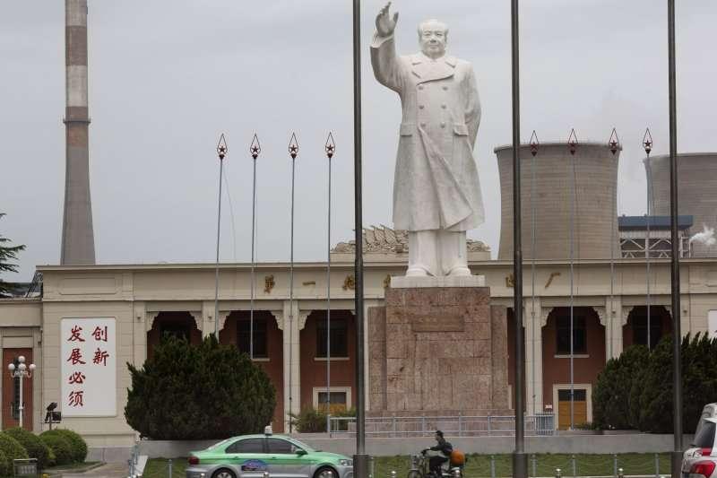 文化大革命(文革)與毛澤東,對中國社會影響深遠(美聯社)