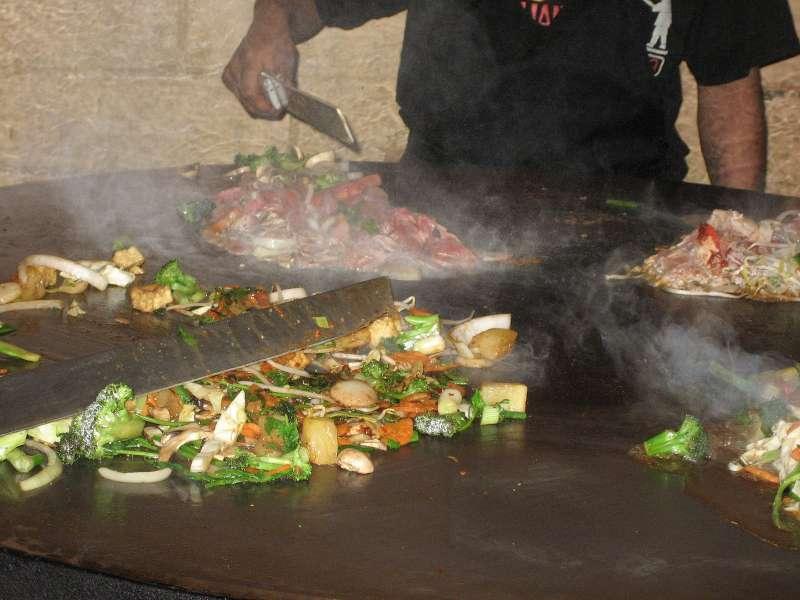 國寶級相聲大師所發明的,蒙古烤肉。(圖/維基百科)