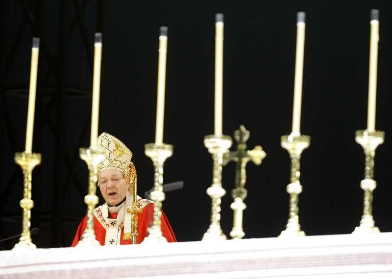 澳洲籍樞機主教佩爾曾是教廷第三號人物,這幾年來爆出撼動梵蒂岡的性侵醜聞,讓力挺他的教宗方濟各名譽掃地。(AP)
