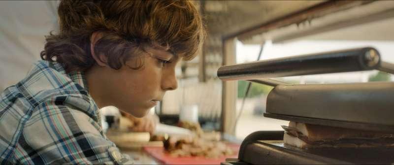 古巴三明治為電影《五星主廚快餐車》的重要主角。(圖/電影劇照,影製所提供)