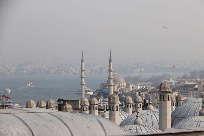 清真寺(取自Pixabay)