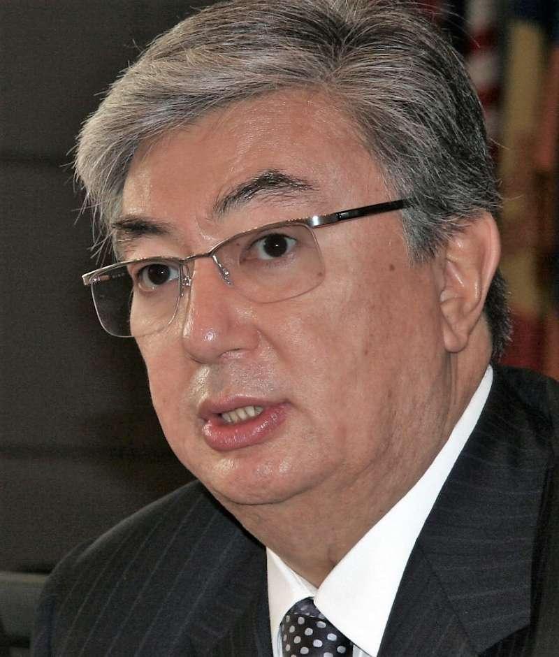 哈薩克代理總統托卡耶夫(Kassym-Jomart Tokayev)(Wikipedia / Public Domain)