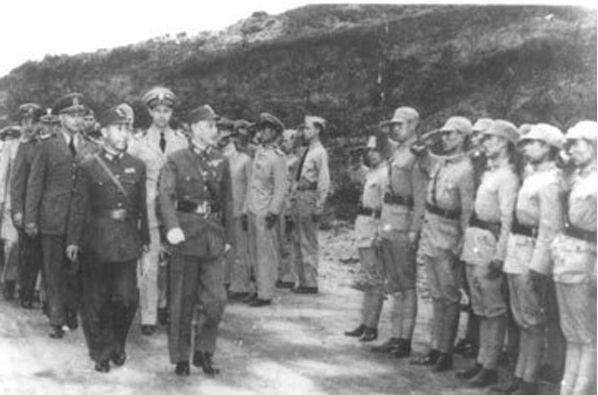 蔣介石任命戴笠為軍統局副局長,負責指揮情報員執行任務。(圖/維基百科)