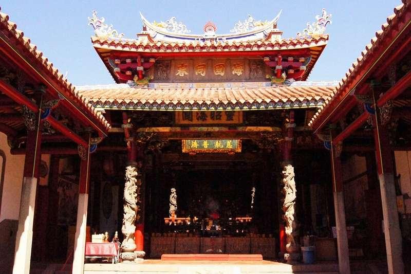 大天后宮.拜殿(圖/維基百科)