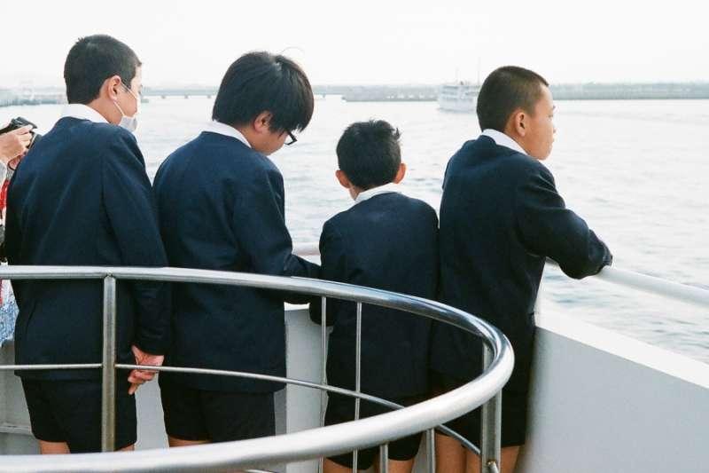 日本的小學生(示意圖/想想論壇提供)