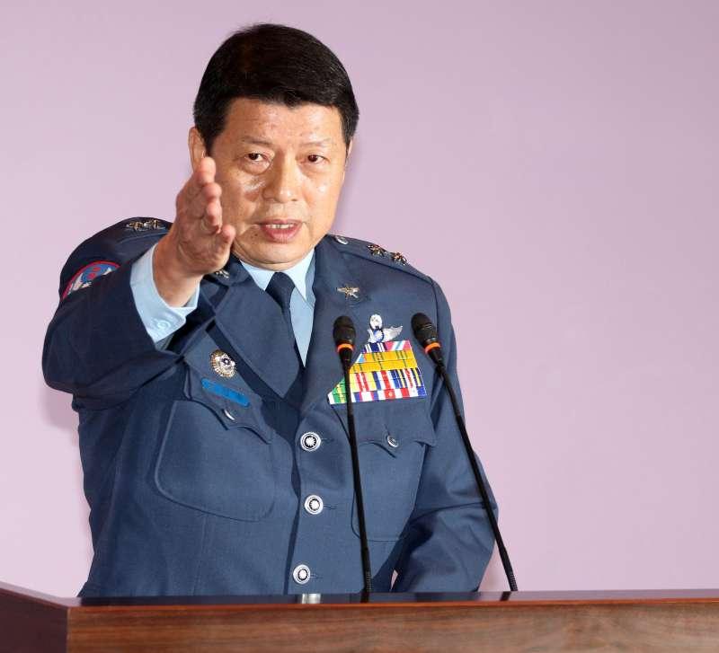 20190324-空軍司令張哲平。(蘇仲泓攝)